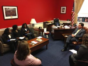 Meeting with Rouzer